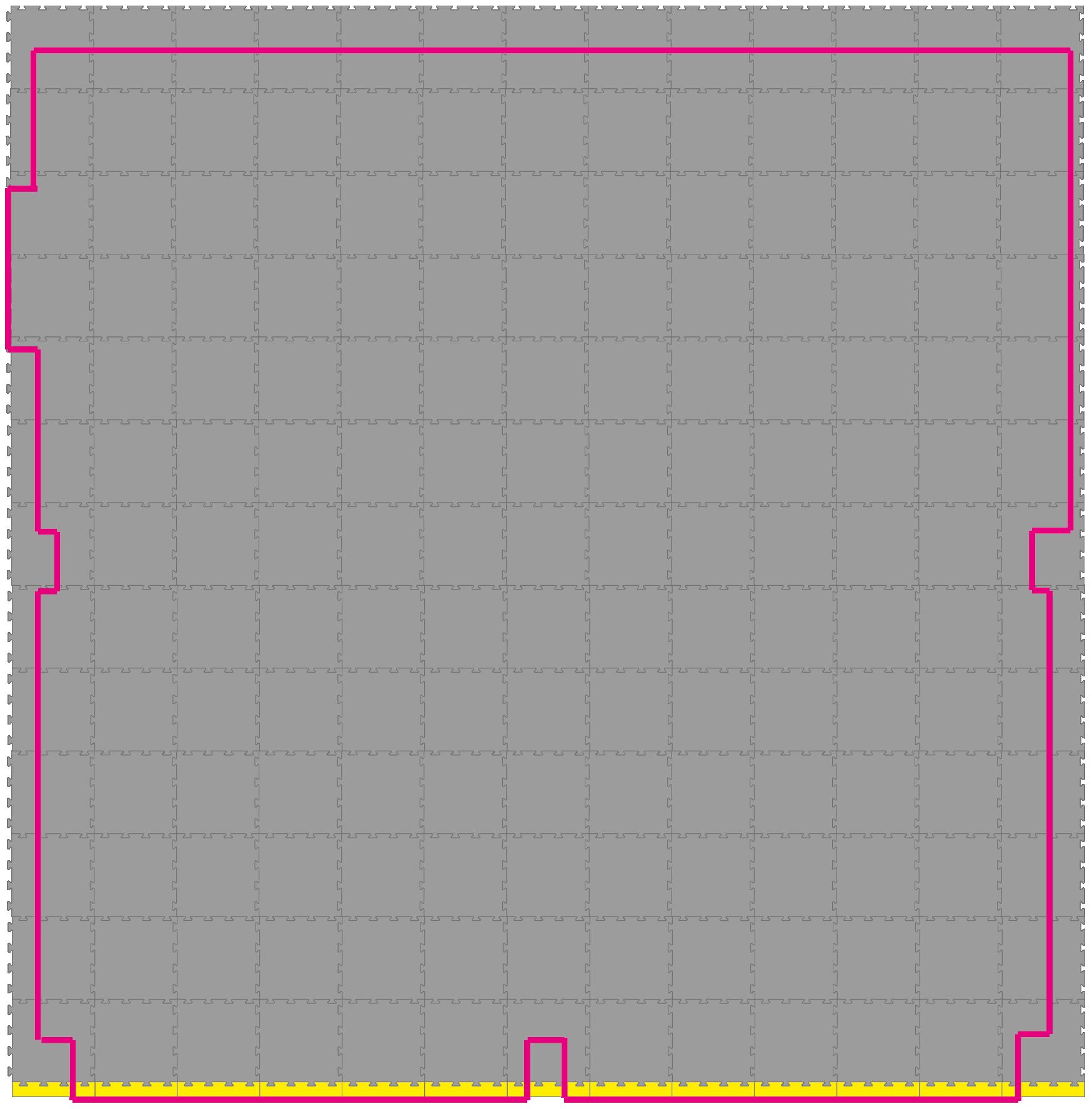 Garage Floor Tiles: Interlocking Garage Tough Tiles • Garage